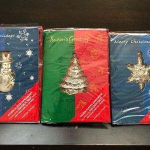 Christmas Swarovski Crystals Ornaments